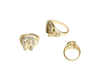 Gold Plated | Fashion Rings